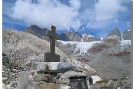 cimitero degli alpini valmalenco