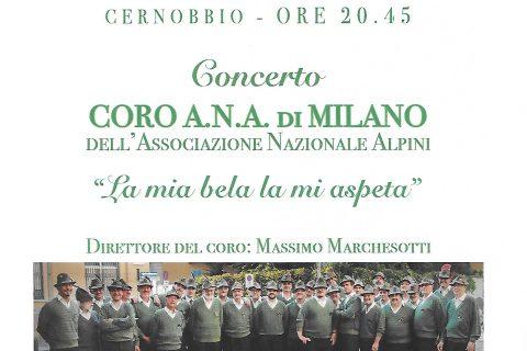 coro ana milano