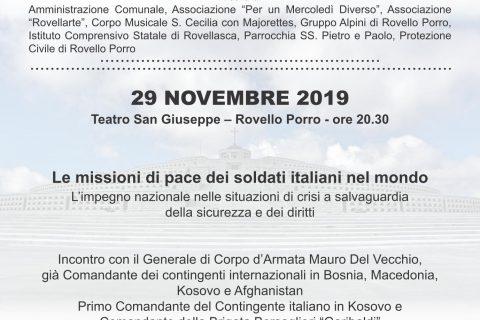 prima guerra novembre 2019