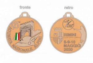 medaglie adunata rimini